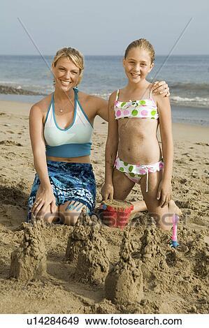 фото дочь и мать нудисты