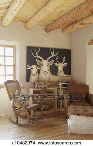 Stock Photo Of Southwest Style Living Room U10482974 Search Stock Images Mural Photographs