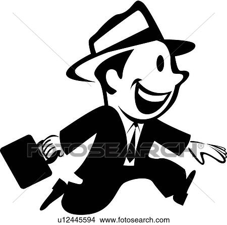 Businessman Clip Art and Illustration. 118,599 businessman clipart ...