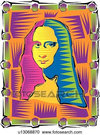 Gemälde clipart  Clipart - gemälde u13068870 - Suche Clip Art, Illustration ...