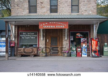Pictures of M & M Mercantile General Store, Placerville, CO ...