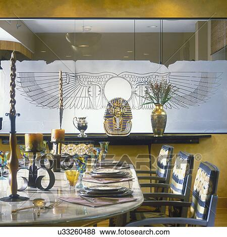 wall in room clip art pictures of dining room etched glass wall egyptian themes gold
