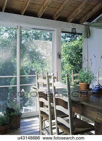 Archivio di immagini porch screened veranda casuale for Piani di fattoria con veranda