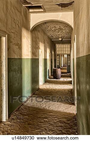 Banques De Photographies Kolmanskop Vue Int Rieur