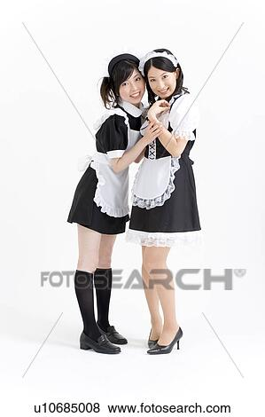 French maid Stock Photos and Images. 595 french maid pictures and ...