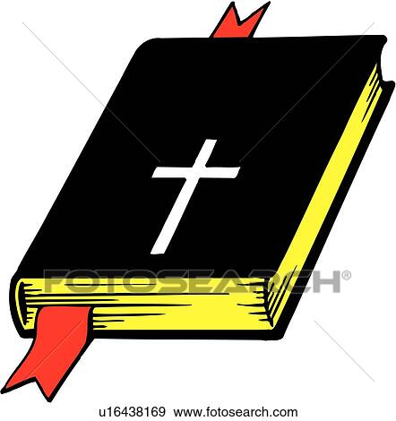 Clipart of bird, christianity, open bible, bible, religion ...