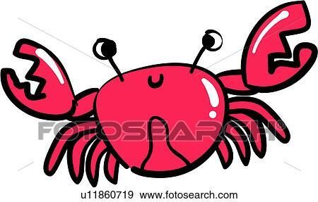 Crawfish Clipart Royalty Free. 676 crawfish clip art vector EPS ...