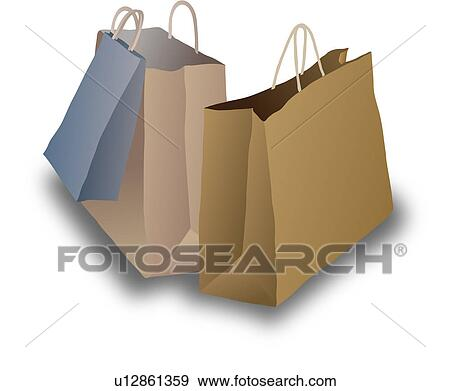 buying paper bags