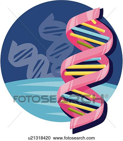 Biology Dna Clipart