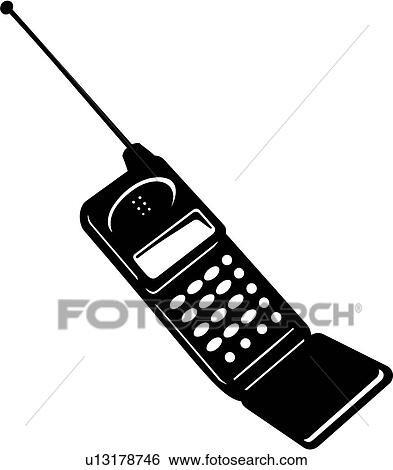 Cell phone Clip Art EPS Images. 25,389 cell phone clipart vector ...