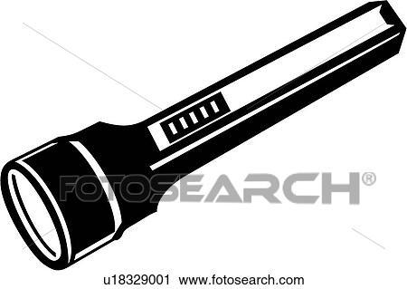 Flashlight Clipart and Illustration. 3,999 flashlight clip art ...