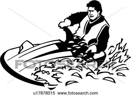 Clipart jet ski u17878015 recherchez des clip arts des illustrations des dessins et des - Jet ski dessin ...