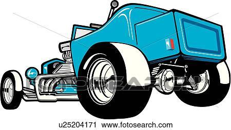 Clipart of car, auto, automobile, cars, autos, automobiles, T ...