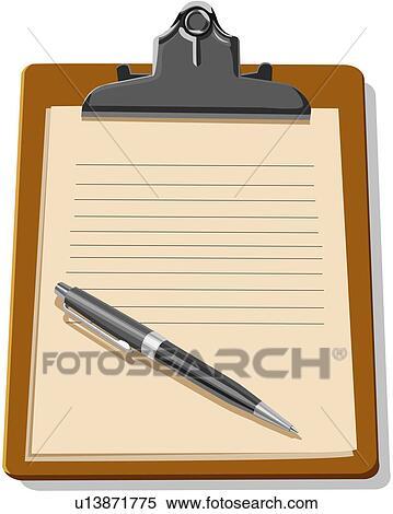 Bürobedarf clipart  Clipart - reihe, bürobedarf, große gruppe gegenständen, mittlere ...