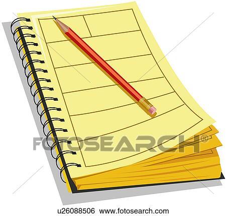 Bürobedarf clipart  Clip Art - reihe, bürobedarf, große gruppe gegenständen, mittlere ...