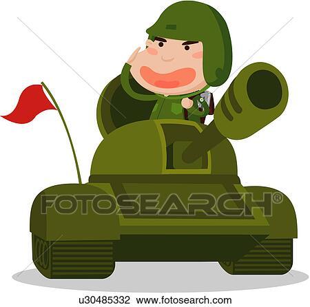 Clipart of Super Tanker u14249181 - Search Clip Art, Illustration ...