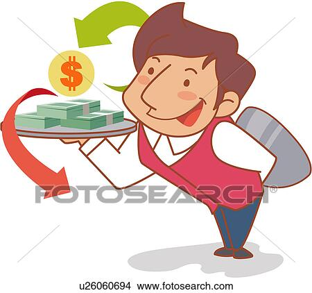 clipart of business finance industry service industry rh fotosearch com businessman clipart png businessman clipart images