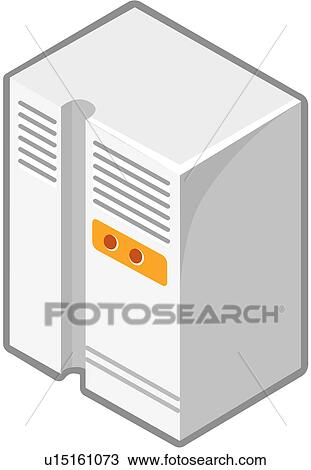 Clipart of icon computer hardware network equipment equipment clipart icon computer hardware network equipment equipment server diagram ccuart Choice Image