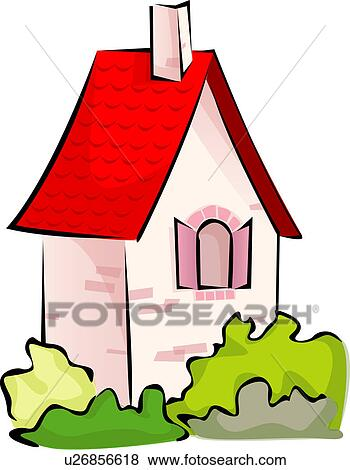 clip art of building view house scene scenery landscape rh fotosearch com scenery clipart black and white scenery clipart images