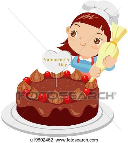 Clipart of love, food, women, happiness, anniversary ...