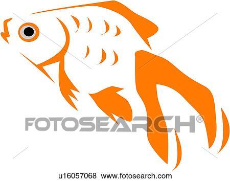 Clipart aquarium fish fish vert br chouchou for Prix poisson rouge maxi zoo