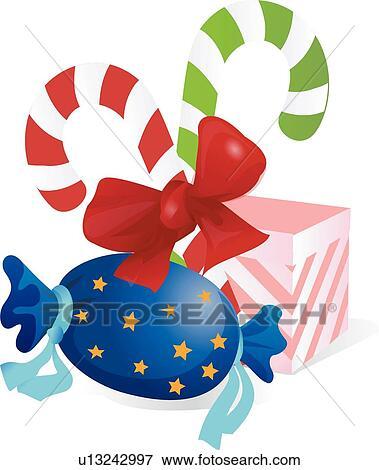 Clip art natale icona scatola regalo icone icona for Oggetti in regalo gratis