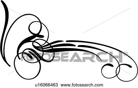 clipart of pinstriping side swirl swirl u16066463 search clip rh fotosearch com spiral graphics wood workshop spiral graphics apex