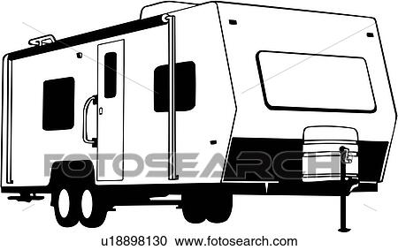 Rv Clipart Vector Graphics. 1,043 rv EPS clip art vector and stock ...