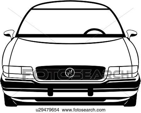 Clipart auto auto buick car fotosearch suche clip art