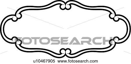 Fancy Sign Clip Art | www.pixshark.com - Images Galleries ...