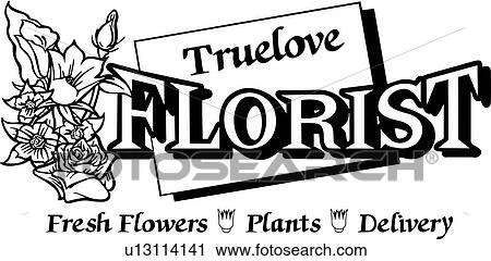 Florist Clip Art Illustrations. 4,255 florist clipart EPS vector ...