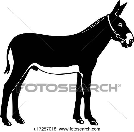 Democratic donkey Stock Photo Images. 759 democratic donkey ...