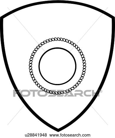 Fire Badge Clip Art