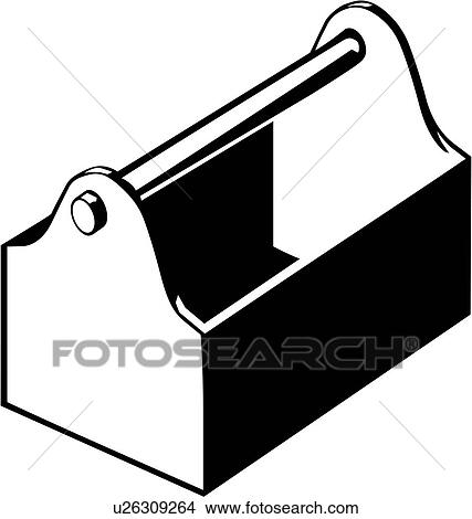 clipart of tool toolbox u26309264 search clip art rh fotosearch com tool box clipart black and white toolbox clip art images