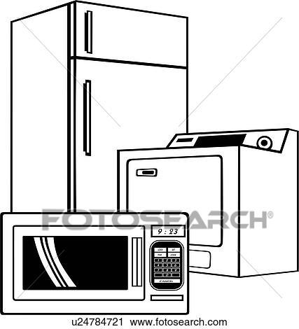 d coration clipart electromenager 13 montpellier clipart electromenager luminaire. Black Bedroom Furniture Sets. Home Design Ideas