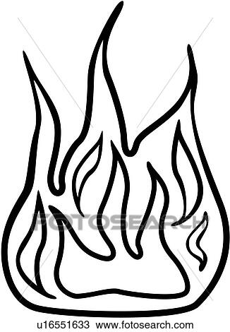Clipart of , burn, department, emergency, emergency services, fire ...