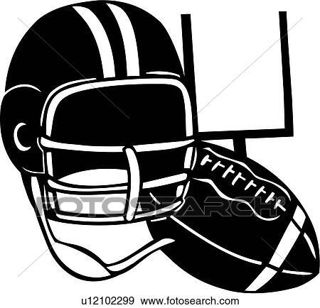 Football helmet Clip Art Vector Graphics. 5,718 football helmet ...