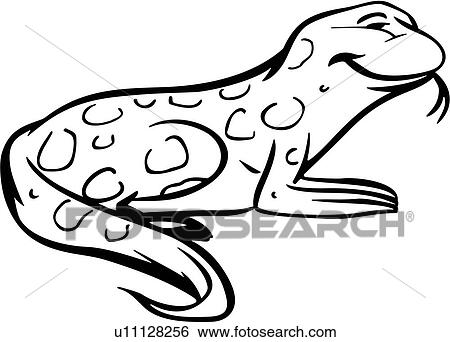 Lizard Cartoon Images Stock Photos amp Vectors  Shutterstock