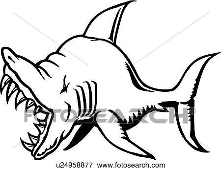 Clip art animale cartone animato cartoni animati - Cartoni animati mare immagini ...