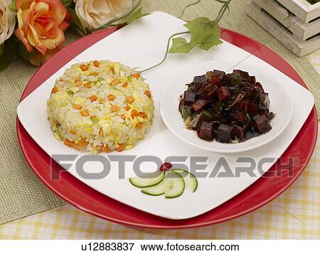 Immagine piatti cibo styling piatto pietanza piatti for Piatto cinese