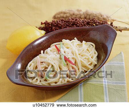 Stock Photograph of food, western cuisine, western food ...