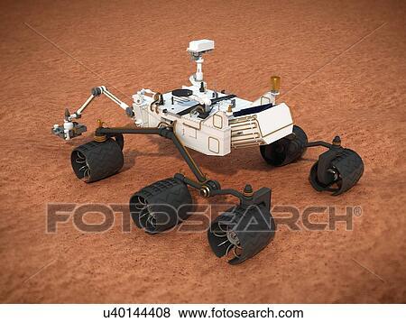 curiosity mars rover clip art -#main