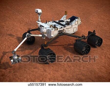 mars rover vector - photo #17