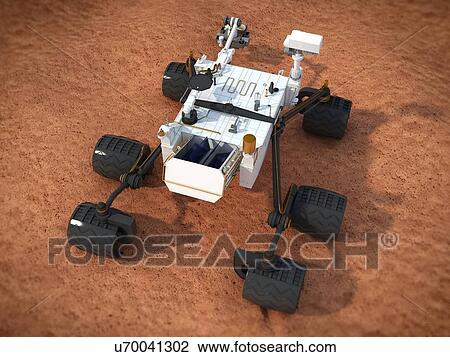 curiosity mars rover clip art - photo #6