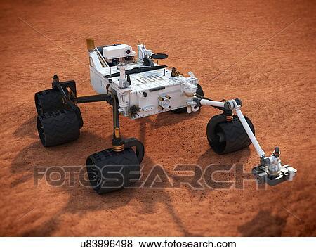 curiosity mars rover clip art - photo #11