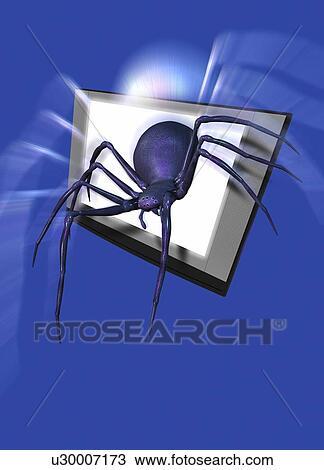 zeichnung 3d fernsehen kunstwerk u30007173 suche. Black Bedroom Furniture Sets. Home Design Ideas