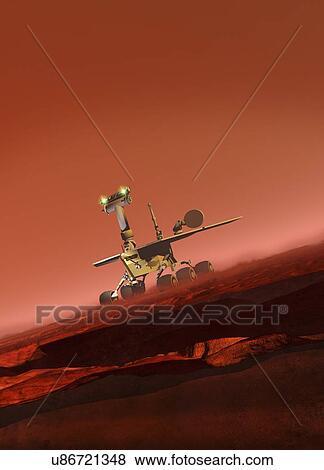 curiosity mars rover clip art - photo #28