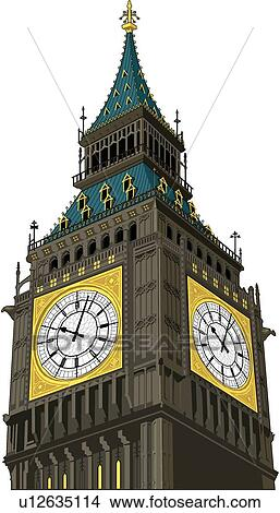 clipart big ben london - photo #6