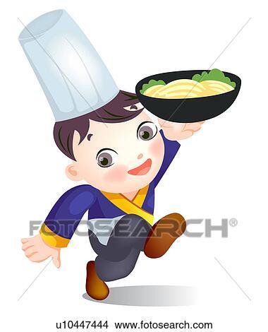 Dessins go ter japonaise nourriture asiatique chefs nourriture japon u10447444 - Dessin gouter ...