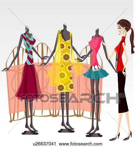 Clipart of person, mannequin, people, fashiondesigner, designer ...